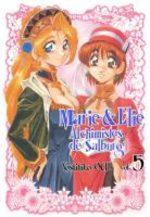 Marie & Elie Alchimistes de Salburg 5 Manga
