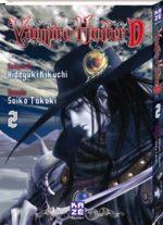 couverture, jaquette Vampire hunter D 2