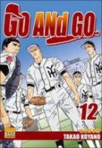 Go and Go 12 Manga