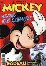 Le journal de Mickey 2384 Magazine