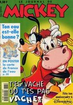Le journal de Mickey 2385 Magazine