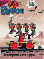 Le journal de Spirou 2218