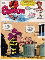 Le journal de Spirou 2153