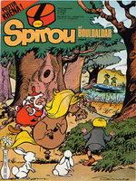Le journal de Spirou 2187