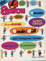 Le journal de Spirou 2196