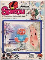 Le journal de Spirou 2100