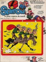 Le journal de Spirou 2118