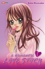 A Romantic Love Story T.1 Manga