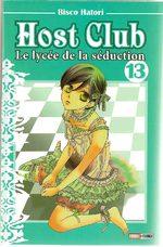 Host Club - Le Lycée de la Séduction 13 Manga