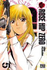Rose Hip Zero T.5 Manga