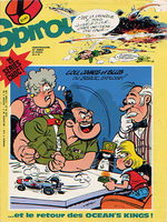 Le journal de Spirou 2141