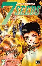 7 Seeds 7 Manga