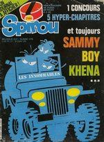 Le journal de Spirou 2186