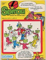 Le journal de Spirou 2092