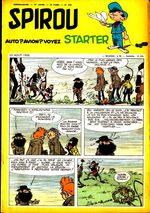 Le journal de Spirou 958