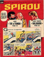 Le journal de Spirou 1399