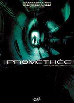 Prométhée 5 BD
