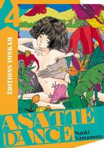 couverture, jaquette Asatte Dance Seconde Edition 4