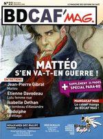 Bdcaf' mag 22 Magazine