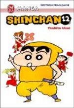 Shin Chan 12 Manga