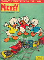 Le journal de Mickey 570 Magazine
