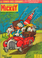 Le journal de Mickey 580 Magazine