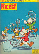 Le journal de Mickey 581 Magazine