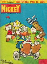 Le journal de Mickey 583 Magazine