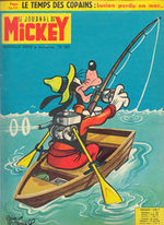 Le journal de Mickey 584 Magazine