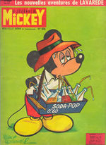 Le journal de Mickey 586 Magazine