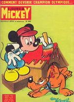 Le journal de Mickey 646 Magazine