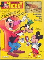 Le journal de Mickey 1634 Magazine