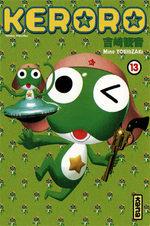 Sergent Keroro 13 Manga