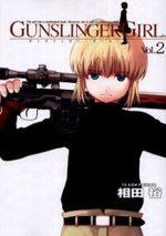 Gunslinger Girl 2 Manga