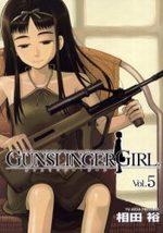 Gunslinger Girl 5 Manga