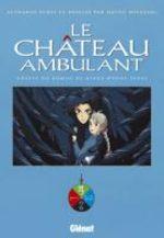 Le Château Ambulant 4 Anime comics
