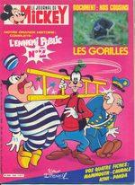 Le journal de Mickey 1636 Magazine