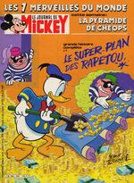 Le journal de Mickey 1637 Magazine
