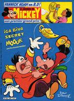 Le journal de Mickey 1663 Magazine