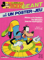 Le journal de Mickey 1670 Magazine