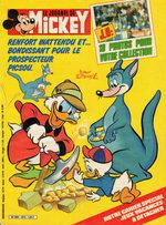 Le journal de Mickey 1674 Magazine
