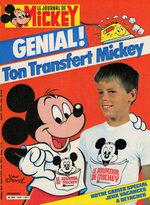 Le journal de Mickey 1676 Magazine
