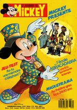 Le journal de Mickey 1899 Magazine
