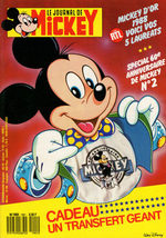 Le journal de Mickey 1901 Magazine