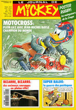 Le journal de Mickey 2055 Magazine