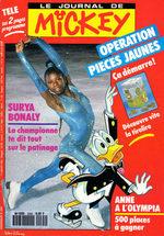 Le journal de Mickey 2065 Magazine
