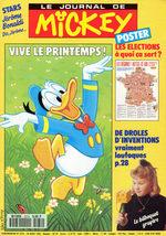 Le journal de Mickey 2074 Magazine