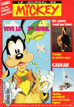 Le journal de Mickey 2075 Magazine