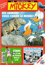 Le journal de Mickey 2084 Magazine