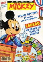 Le journal de Mickey 2126 Magazine